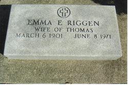 Emma Elizabeth <i>DeBusery</i> Riggen