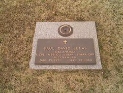 LCpl Paul David Lucas