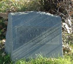 Ruth <i>Wickersham</i> Cooley