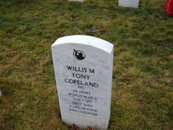 Willis M. Tony Copeland