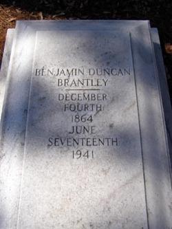 Benjamin Duncan Brantley