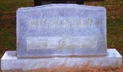 Georgia Kathleen <i>Fielder</i> Craig/Geisinger