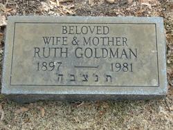 Ruth Goldman