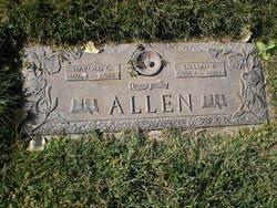 Harold C Allen