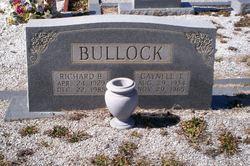 Richard B Bullock