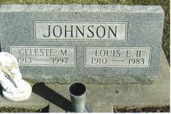 Louis E Johnson, II