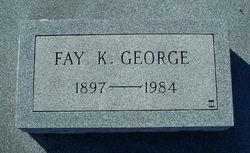Fay <i>Knox</i> George