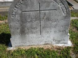 Barnwell Rhett Legare