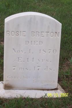 Rosie Breton