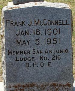 Frank J. McConnell