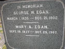Mary Ann <i>Flynn</i> Egan