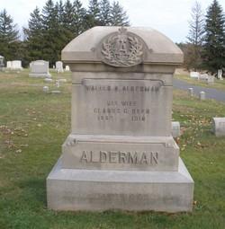 Gladys G. <i>Reed</i> Alderman