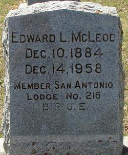 Edward L. McLeod