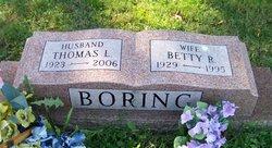 Thomas L Boring