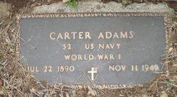 Carter Adams
