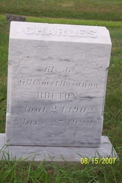 Charles Henry Breton