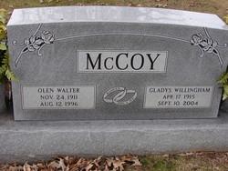 Olen Walter McCoy