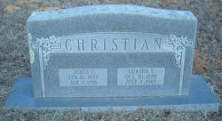 James F. Jim Christian