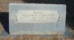 William H. Christian