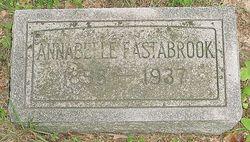 Anna Belle <i>Gifford</i> Eastabrooks