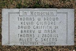 Thomas Wayne Tom Brown