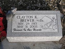 Clayton K. Brewer