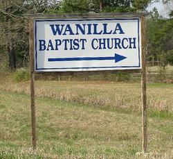 Wanilla Baptist Church Cemetery