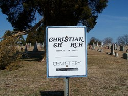 Christian Church Cemetery