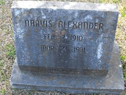 Narvis Alexander