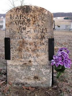 Margaret <i>Strine</i> Fogle