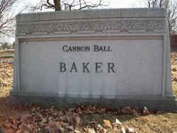Erwin Cannon Ball Baker