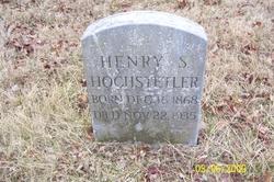 Henry Hochstetler