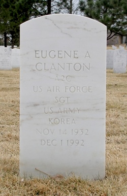 Eugene Arthur Clanton