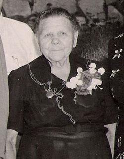 Augusta Johanna <i>Luedtke</i> Last