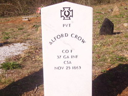 Alford M. Crow