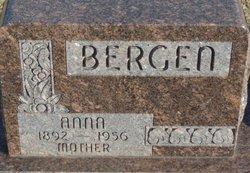 Anna <i>Penner</i> Bergen