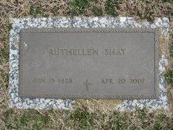 RuthEllen <i>Butrick</i> Shay