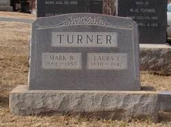 Mark B Turner