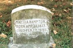 Martha Hampton