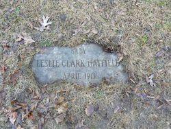 Leslie Clark Hatfield