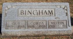 Cordella Lucy <i>Luce</i> Bingham