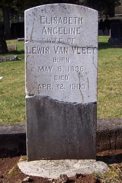 Elizabeth Angeline <i>Coffey</i> Van Vleet