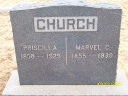 Marvel Charles Church