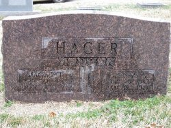 Maggie Bell <i>Moore</i> Hager
