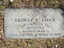 George Little George Amick