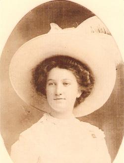 Georgia Elizabeth Weber <i>White</i> Orear