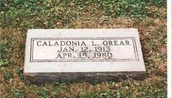 Caladonia L. Tootsie Orear