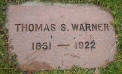 Thomas S Warner