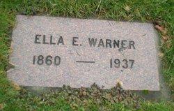 Ella E Warner