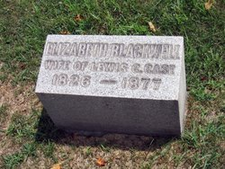 Elizabeth <i>Blackwell</i> Case